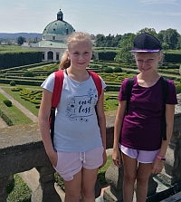 Holešovští pionýři poznávali zajímavá místa našeho kraje