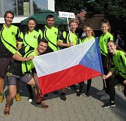 Pionýři z Horní Břízy na mistrovství světa!!!