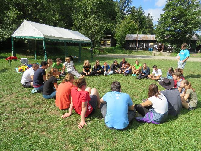 Setkání pionýrských pracovníků ve Veverské Bítýšce