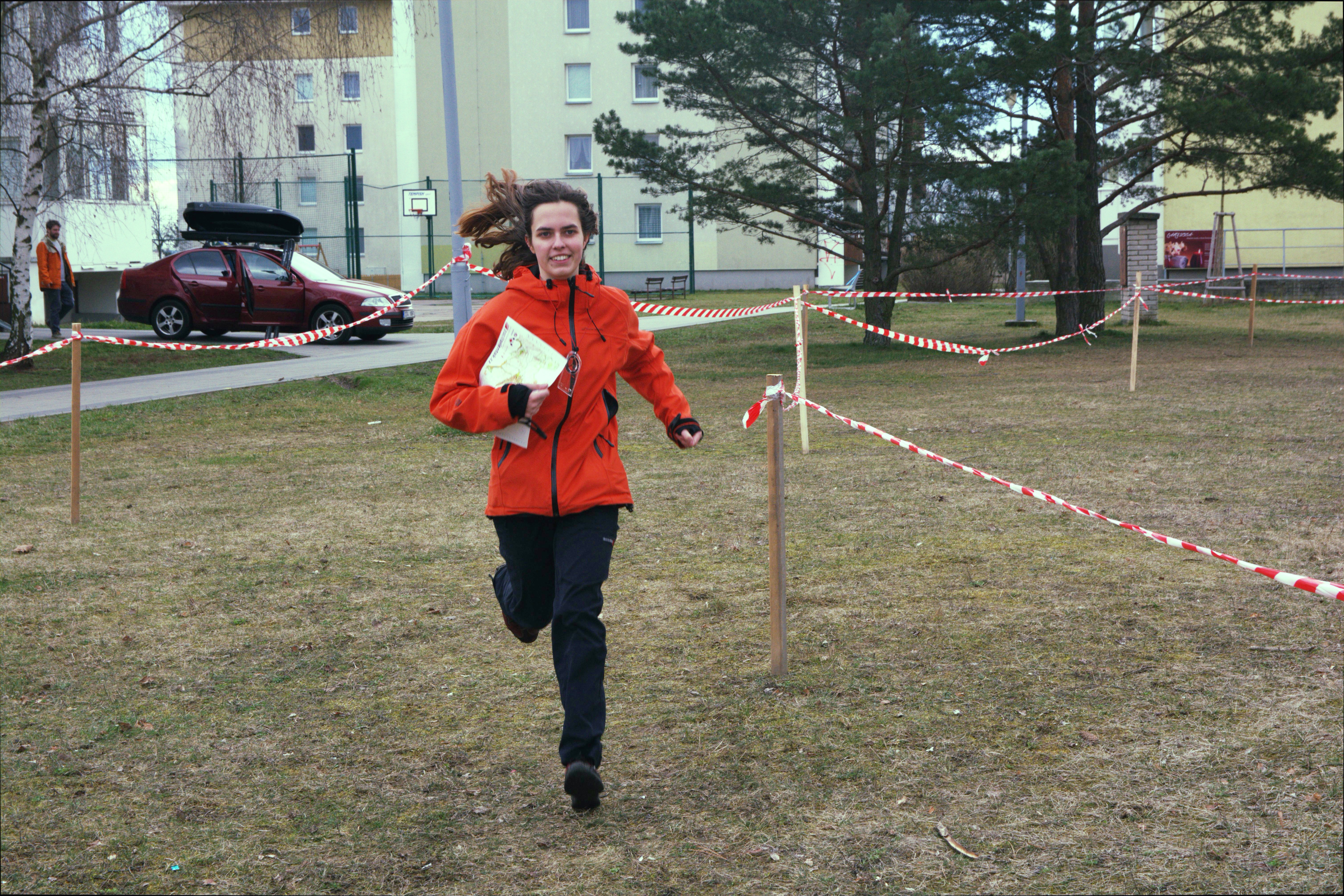 Březnový orientační běh přílákal 267 závodníků
