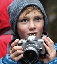 Výzva: Vyfoť portrét