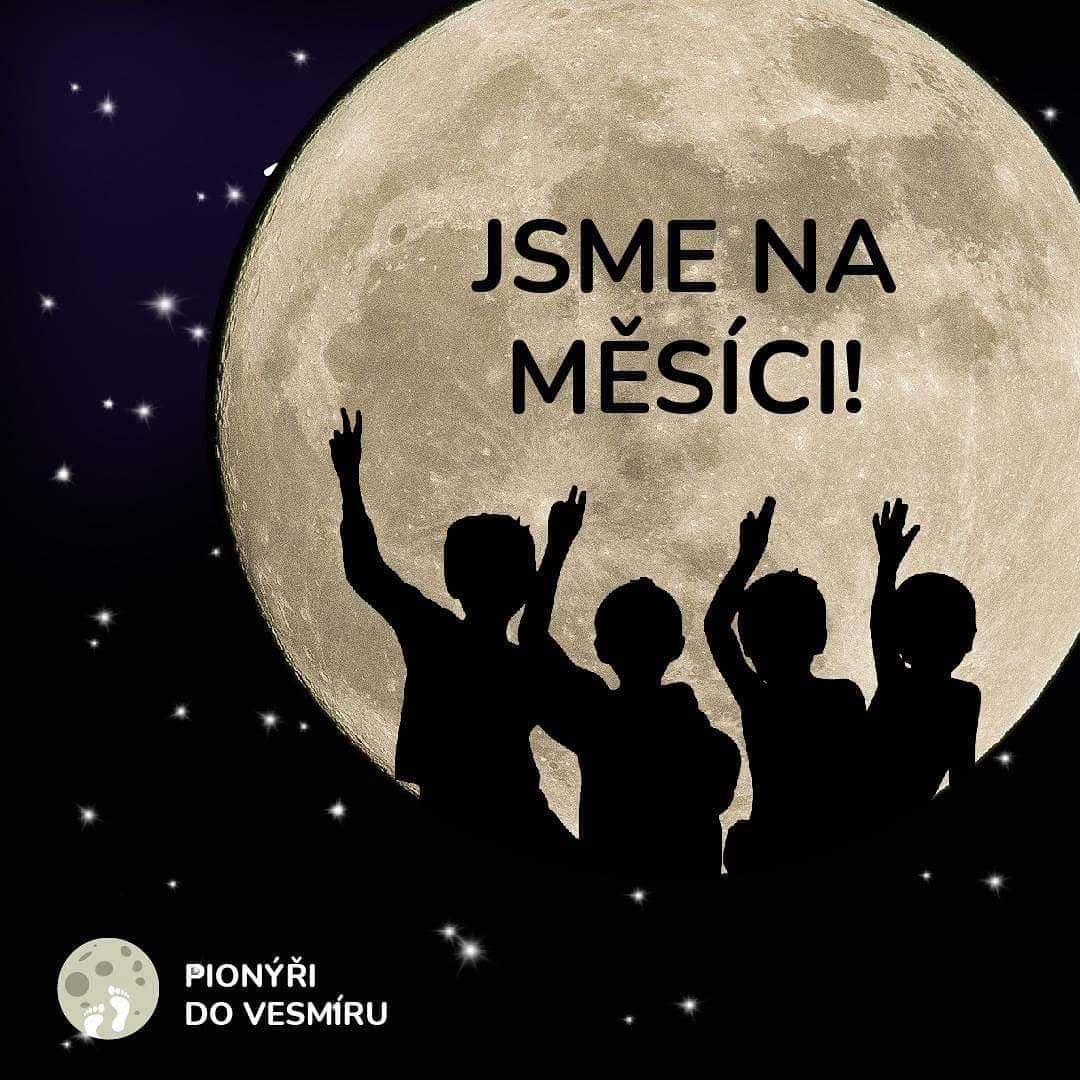 Jsme na Měsíci