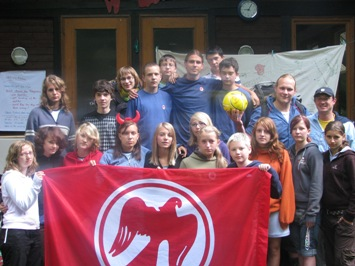 Mezinárodní tábor v Rakousku
