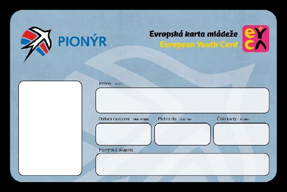 Jak Ziskat Prazskou Pionyrskou Eyca Kartu Prazska Organizace Pionyra
