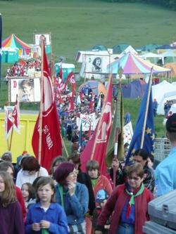 Rakouská organizace Kinderfreunde oslavila 100 let