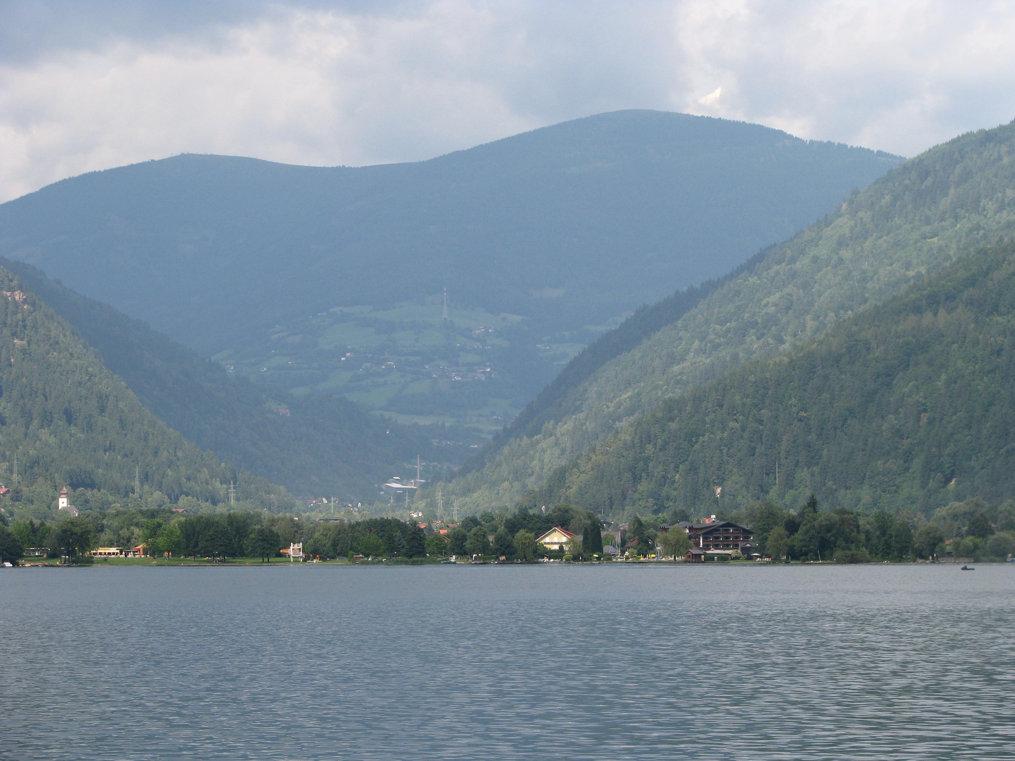 Léto 2009 v Rakousku